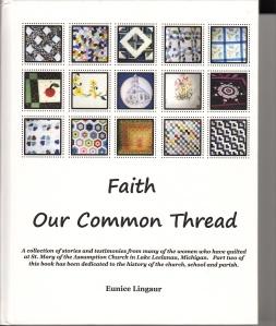 Faith Our Common Thread book